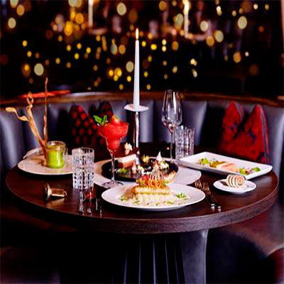 Dinner for two at Casino O'Brien Farms restaurant
